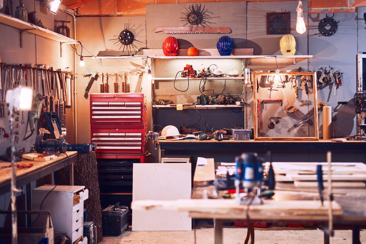 Les indispensables de votre garage